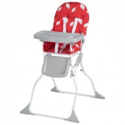 SAFETY FIRST - CHAISE HAUTE KEENY RED CAMPUS