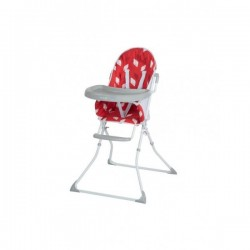 SAFETY FIRST - CHAISE HAUTE KANJI RED CAMPUS