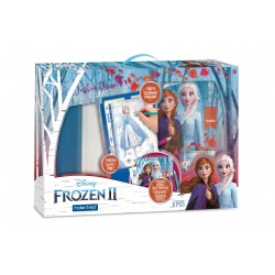 MAKE IT REAL - DISNEY FROZEN 2 SKETCHBOOK WITH LIGHT TABLE