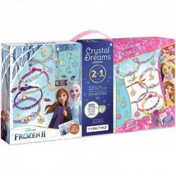 MAKE IT REAL - DISNEY SWAROVSKI MEGA SET 2 IN 1