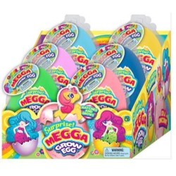 CRAZE MAGIC - MEGGA EGG 19 MINI UNICORN 2500