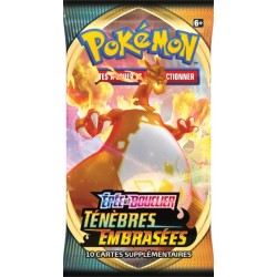 ASMODEE - POKEMON EPEE ET BOUCLIER TENEBRES EMBRASEES