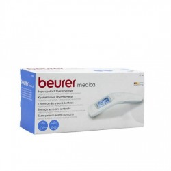 BEURER - THERMOMETRE DIGITAL BLANC FT09
