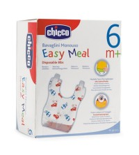 CHICCO - BAVOIRS JETABLES 40PCS
