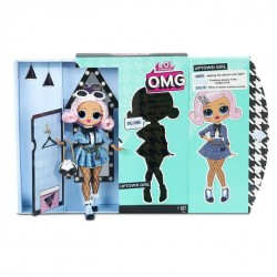 MGA - LOL SURPRISE OMG 3.8 DOLL- UPTOWN GIRL
