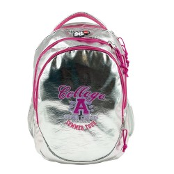 LYCSAC - SAC A DOS SILVER COLLEGE BACKPACK LO12628