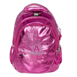 LYCSAC - SAC A DOS PINK COLLEGE BACKPACK LO12428