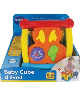 VTECH - BABY CUBE D'EVEIL