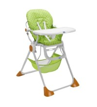 CHICCO - CHAISE HAUTE POCKET LUNCH VERT