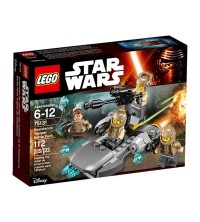 LEGO - SW RESISTANCE TROOPER BATTLE PACK 75131