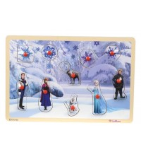 Pin Puzzle Frozen 100003371
