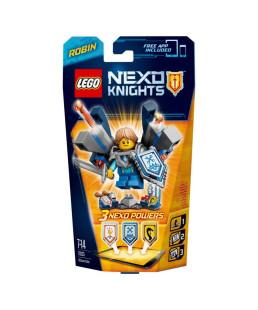 NEXO KNIGHTS ULTIMATE ROBIN 70333