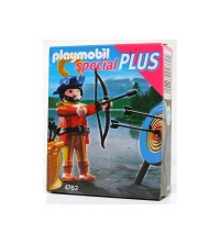 PLAYMOBIL - ARCHER WITH TARGET