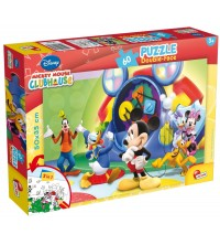 Puzzle DF 60pcs Mickey 47895