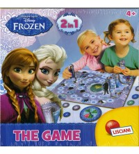 LISCIANI - SUPER GAMES FROZEN 46829