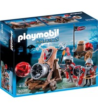PLAYMOBIL - HAWK KNIGHTS' BATTLE CANNON