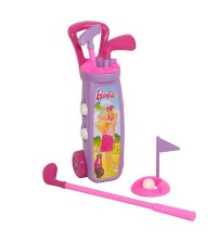 BARBIE GOLF TROLLEY