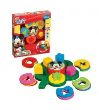 MICKEY MOUSE DAISY SHAPE SORTER