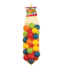 FUN BALLS 7CM 28 PCS IN A BAG
