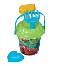 CARS SMALL BUCKET SET