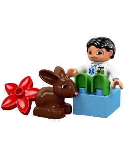 LEGO - DUPL 5685 LE VETERINAIRE