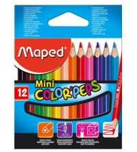 CRAYON COULEUR DE 12/09  MAPED