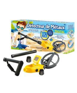 BUKI - DÉTECTEUR DIGITAL DE MÉTAUX KT7020D
