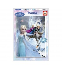 Puzzle 500pcs Frozen 16267