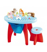 Table animaux 25 maxi abrick 7790