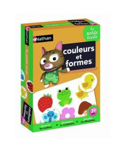 NATHAN - COULEURS ET FORMES