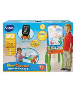 VTECH - Magi chevalet interactif 3 en 1