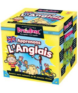 ASMODEE - BrainBox apprendre l'Anglais