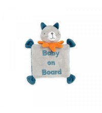 TROIS KILOS SEPT - PELUCHE BABY ON BOARD REF 8255026