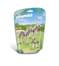 PLAYMOBIL - Zebra Family