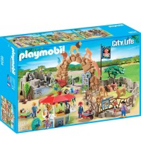 PLAYMOBIL - Large City Zoo