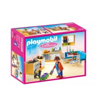PLAYMOBIL - Kitchenette with lounge