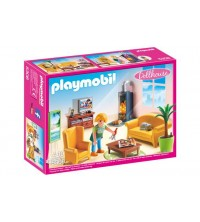 PLAYMOBIL - Sitting Room with fireplace