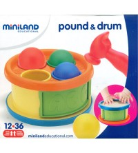 MINILAND - Pound & Drum