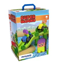 MINILAND - super blocks jumpy