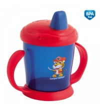 "CANPOL - TASSE D'APPRENTISSAGE ANTIDÉVERSEMENT 220ML ""PIRATES"" REF 56/505"