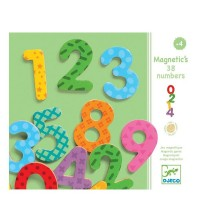 DJECO - 38 magnetic numbers