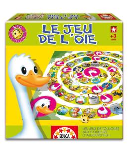 EDUCA - LE JEU DE L-OIE 14567
