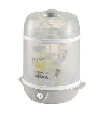 BEABA - STERIL'EXPRESS 2 EN 1 GREY