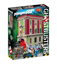 PLAYMOBIL - QUARTIER GENERAL GHOSTBUSTERS