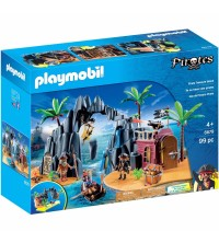 PLAYMOBIL - REPAIRE PIRATES DES TENEBRES
