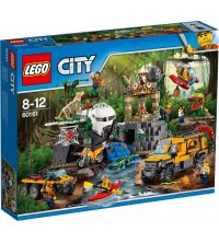 LEGO - Jungle Exploration Site 60161