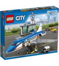 LEGO - L'airoport city 60104