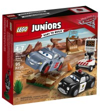 LEGO - Butte Willy Cars 3 Ref 10742