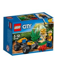 LEGO - Le buggy de la jungle 60156