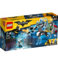 LEGO - Batma Mr Freeze Ice Attack 70901
